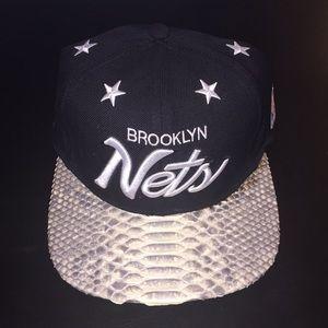 c5670109a67 Mitchell   Ness Accessories - Just Don Brooklyn Nets mitchell   ness ...
